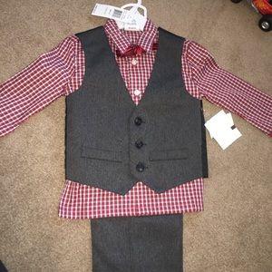 2T Izod suit